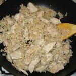 Piept de pui si orez