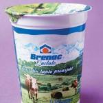 Iaurt din lapte proaspat, pacaleala de la Brenac
