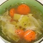 Supa aromata cu legume
