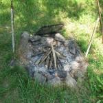 Pregatirea focului