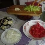 Vanata, ceapa, rosii, ardei gras, usturoi