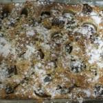 Prajitura cu prune si nuci