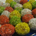 Bomboane colorate