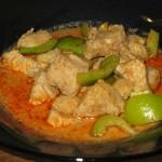 Curcan cu curry rosu Kaang Daeng