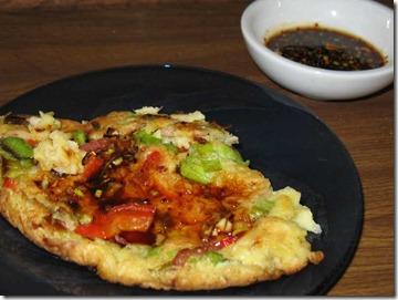 Pajeon - Placinta coreeana