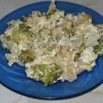 Budinca de conopida si broccoli