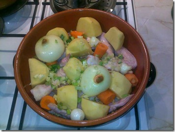 Carnea si legumele