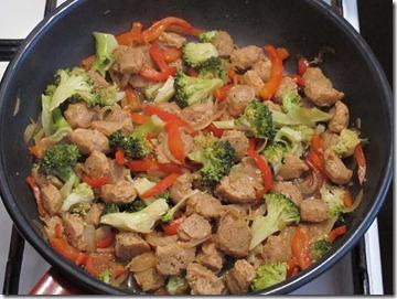 Buchetelele de broccoli